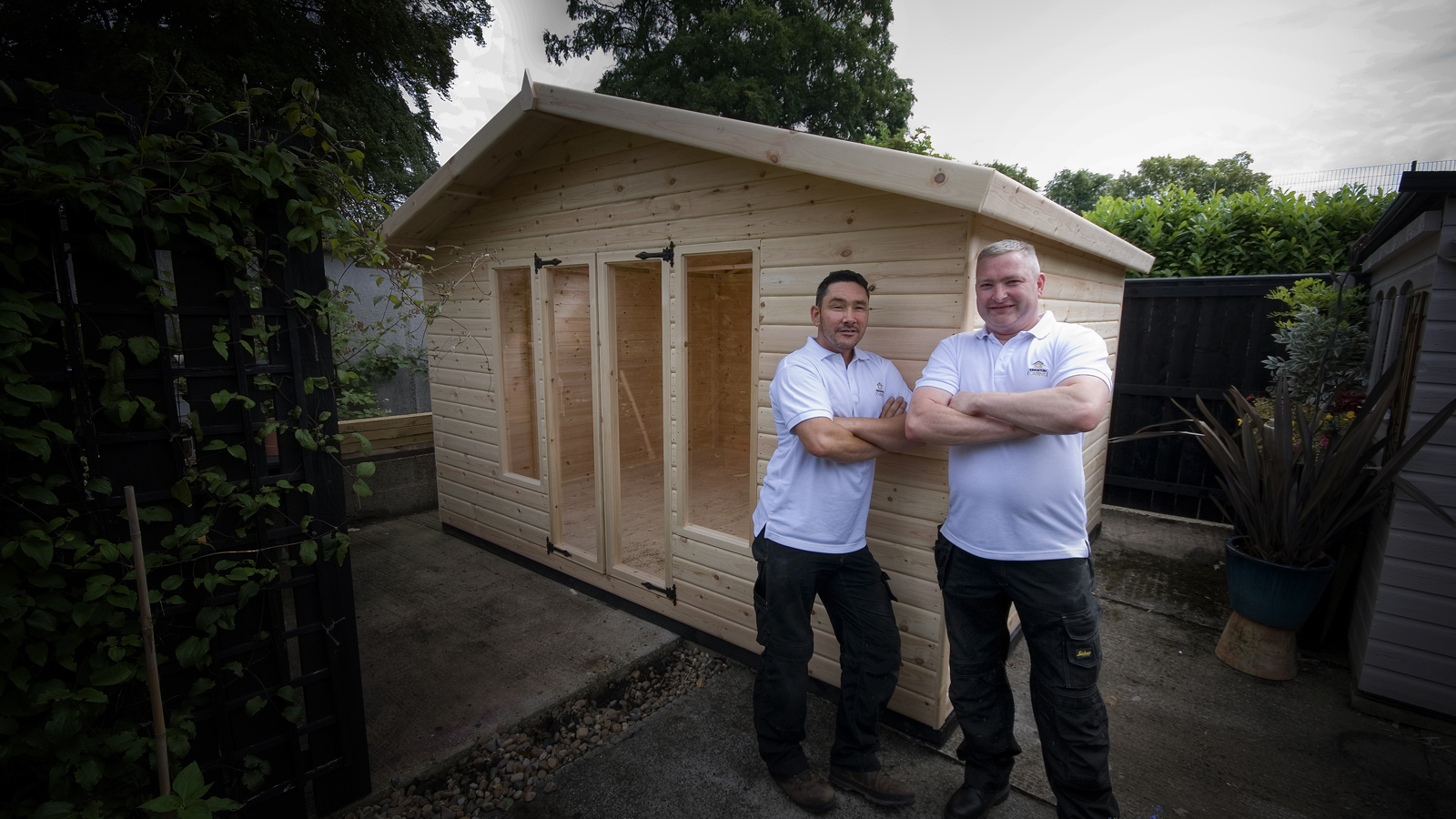 Kingston Cabins - quality hand built sheds